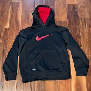Nike boys size L sweatshirt